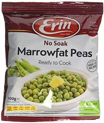 Erin No Soak Marrowfat Peas 100g