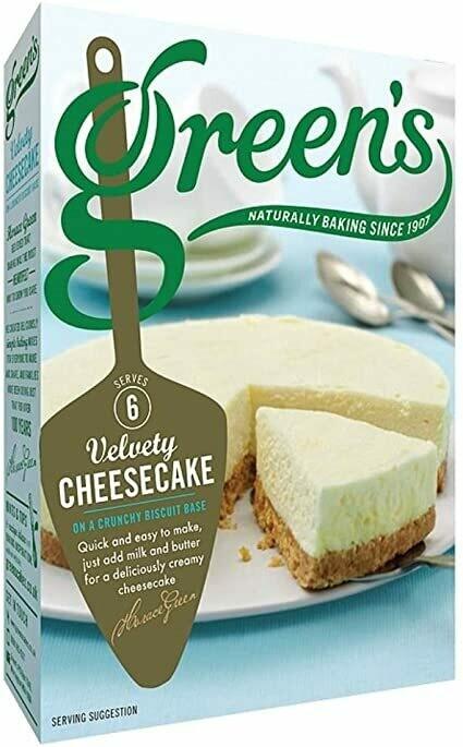 Greens Cheescake 259g