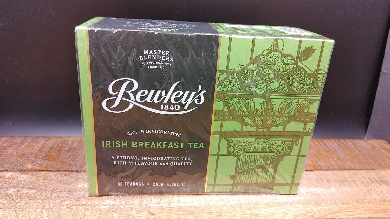 Bewleys Irish Breakfast Tea 80 Bags 250g