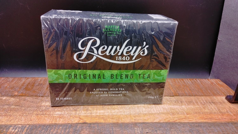 Bewleys Original Blend Tea 80 Bags 250g