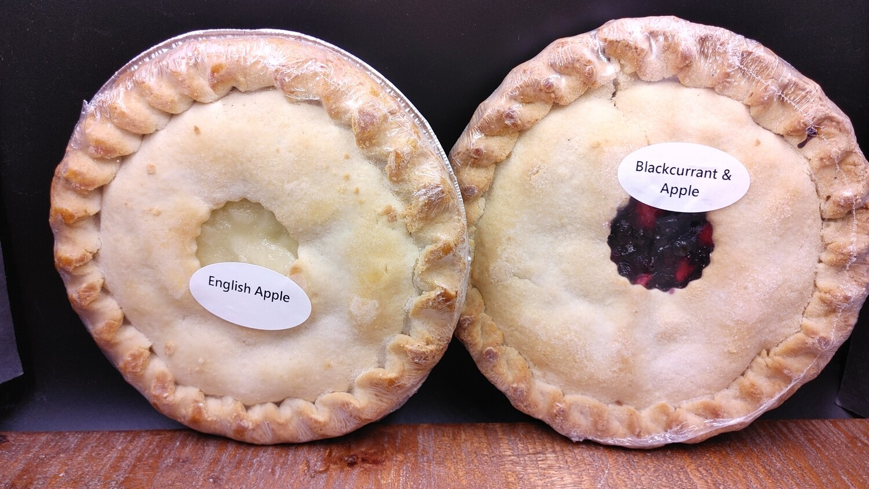 "Blackcurrant & Apple Pie 8"""