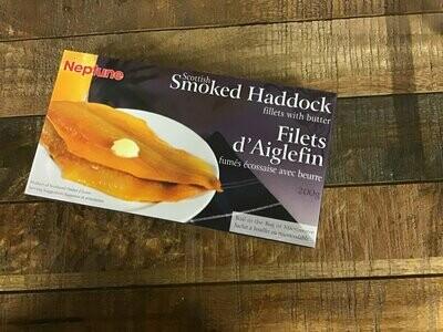 Scottish Smoked Haddock