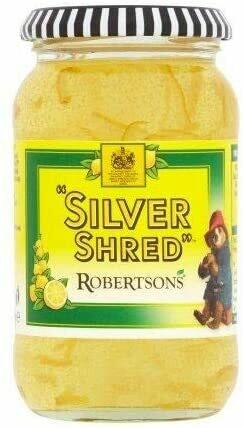 Robertsons Silver Shred Lemon Marmalade 454g