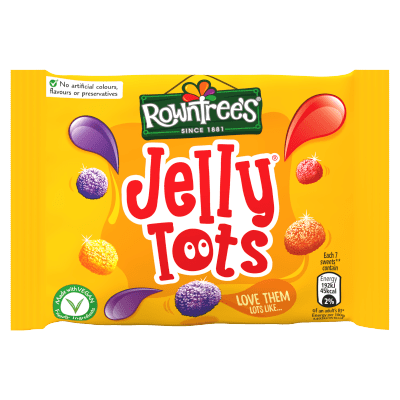 Rowntree Jelly Tots 150g