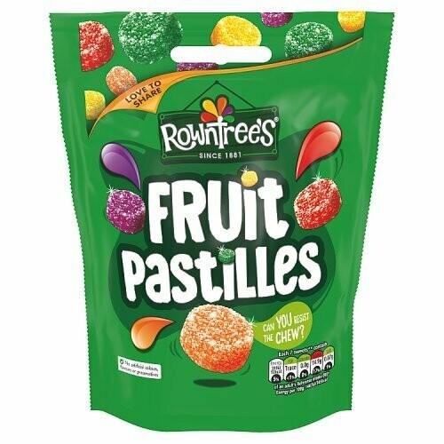 Rowntree Fruit Pastilles 120g