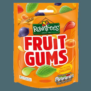Rowntree Fruit Gums 150g
