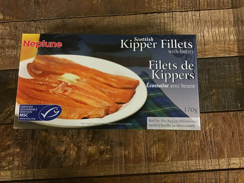 Scottish Kipper filets