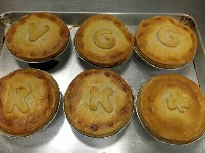 "London Pub 5"" Pie"
