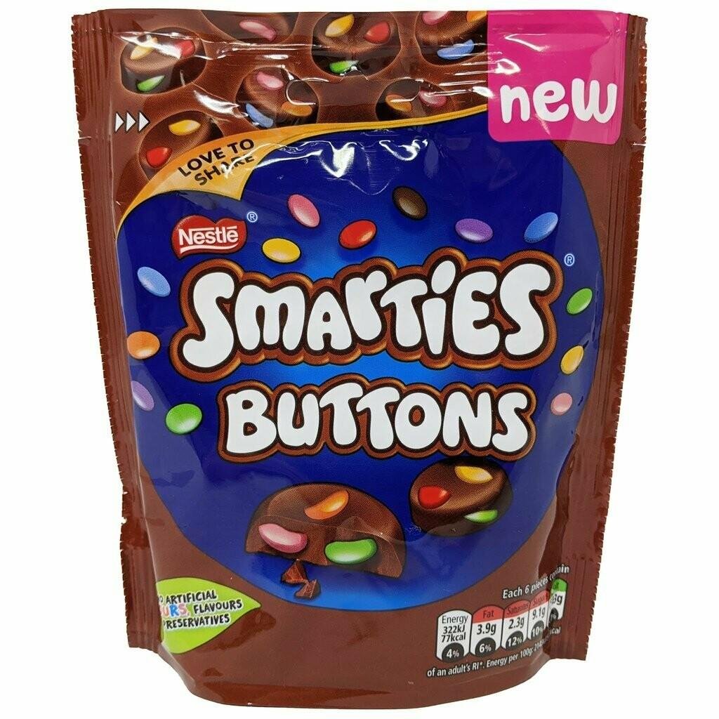 Smarties Buttons 85g