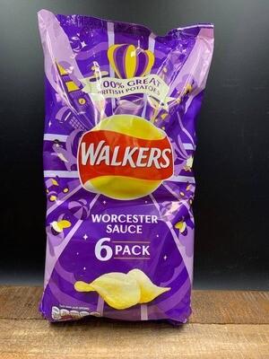 Walkers Worcester 6x25g