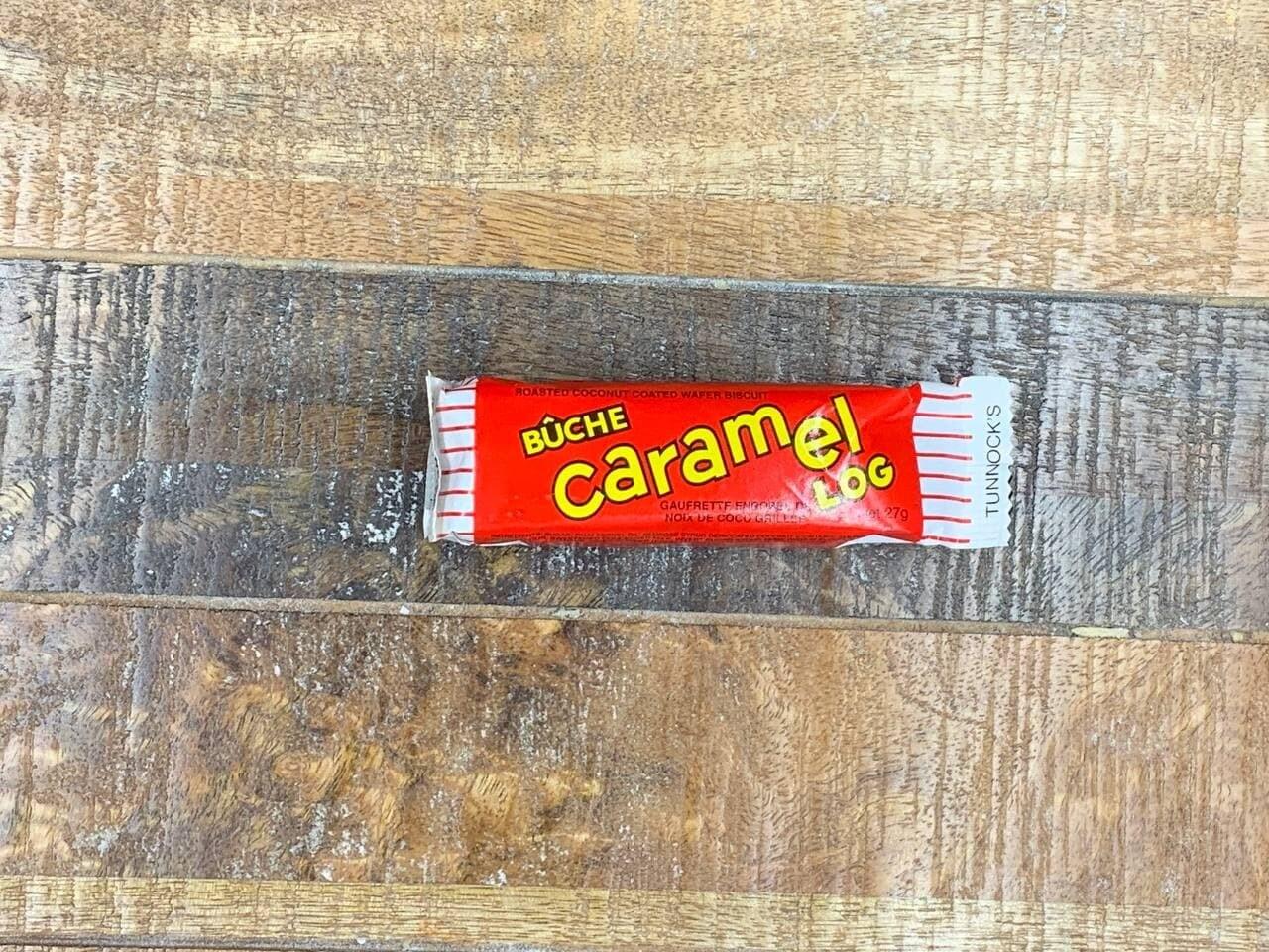 Tunnocks Caramel Logs