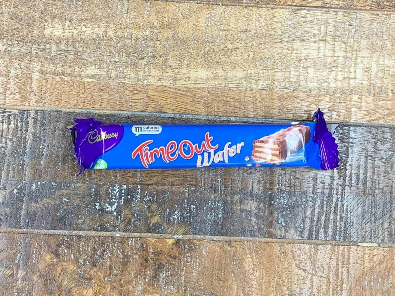 Cadbury Timeout Wafer 21.2g
