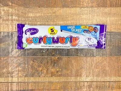 Cadbury Curly Wurly 5pk