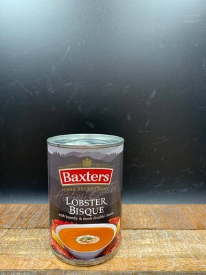 Baxters Chef Selections Lobster Bisque 400g