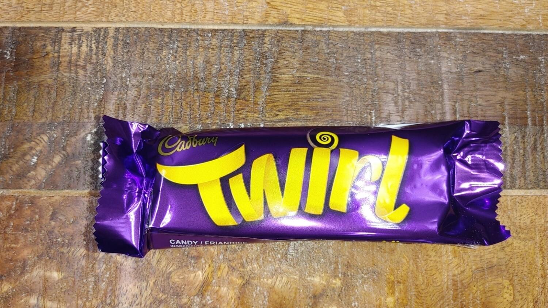 Cadbury Twirl Standard 2x24g Twin Pack
