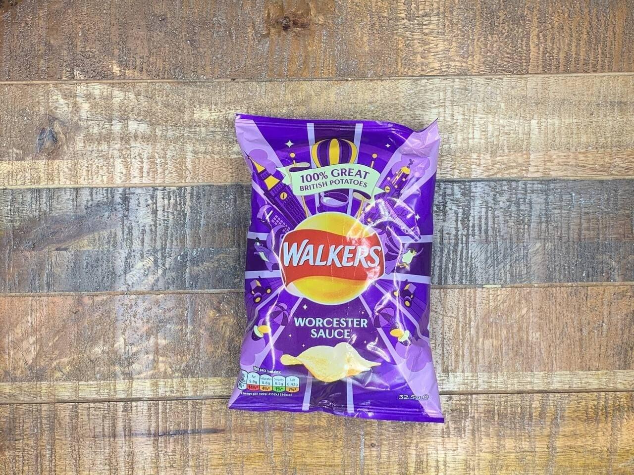 Walkers Worcester Sauce 32.5