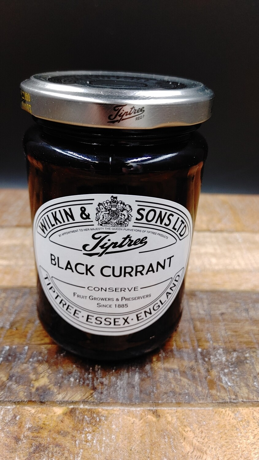 Wilkin & Sons Blackcurrant Conserve 340g