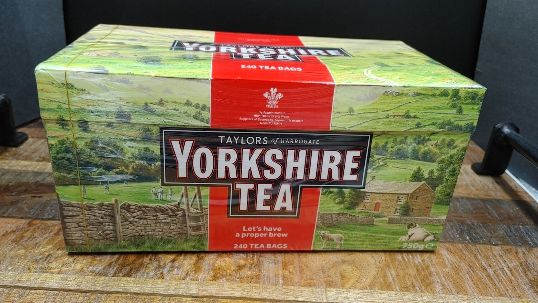 Yorkshire Tea 240 Bags 750g