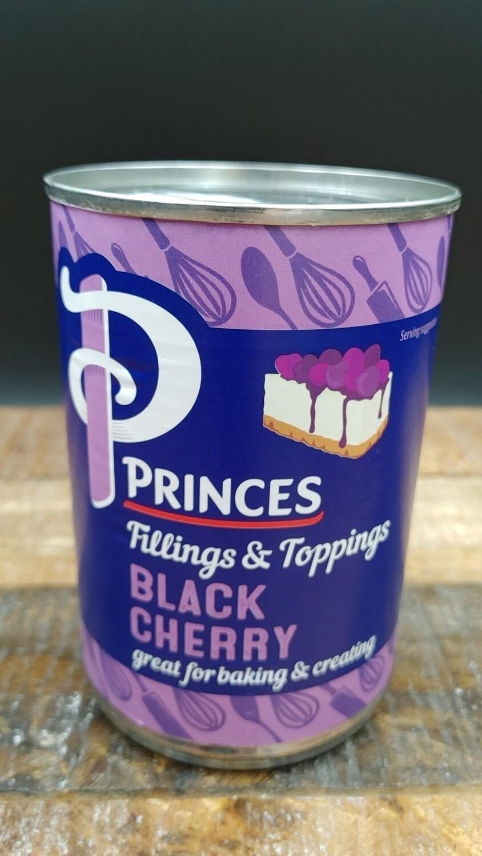 Princess Black Cherry Filling 410g
