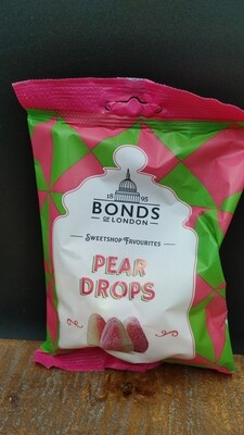 Bonds Pear Drops 150g