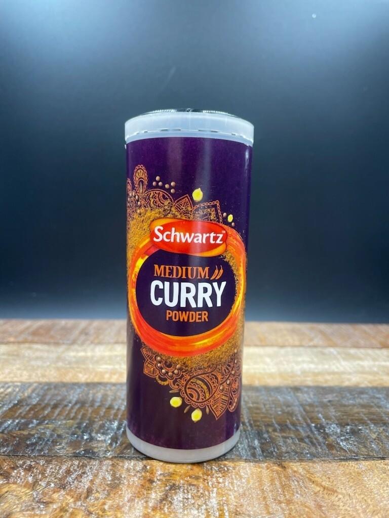 Schwartz Medium Curry Powder 85g
