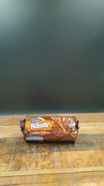 Mcvities Hobnobs Choc Brownie 262g