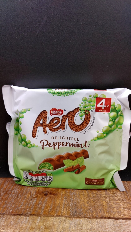 Nestle Aero 4 Pack 4x27g