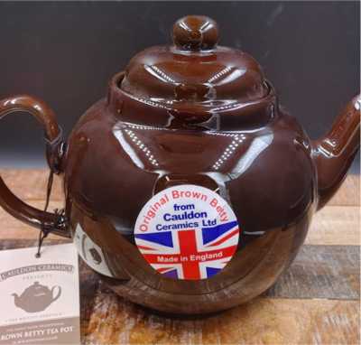 Brown Betty 6-Cup Prize Draw