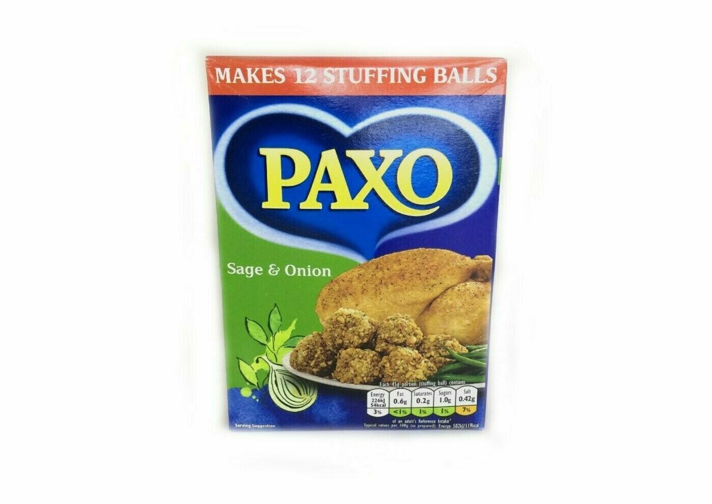 Paxo Stuffing 340g