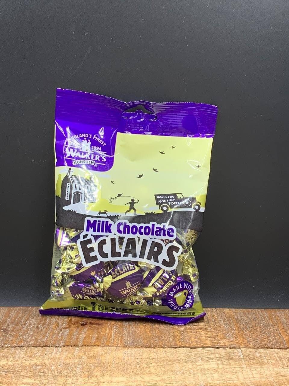 Walkers Milk Chocolate Eclairs Toffees 150g
