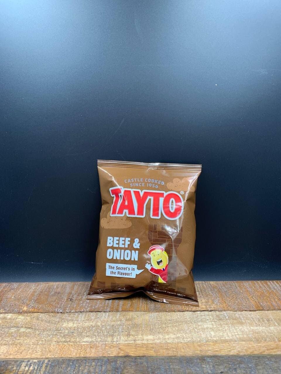 Tayto Beef & Onion 37.5g