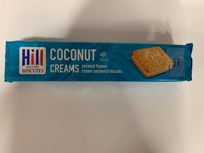 Hill Coconut Cream Biscuits 150g