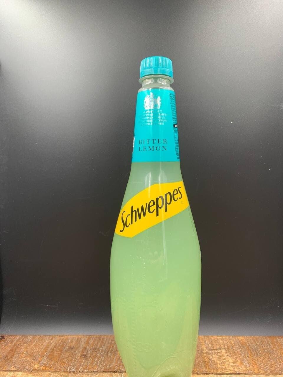 Schweppes Bitter Lemon 1000ml