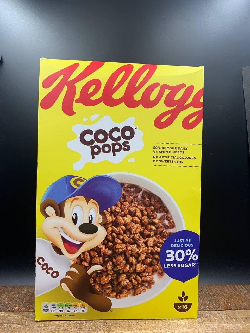 Kellogs Coco Pops Big 480g Box