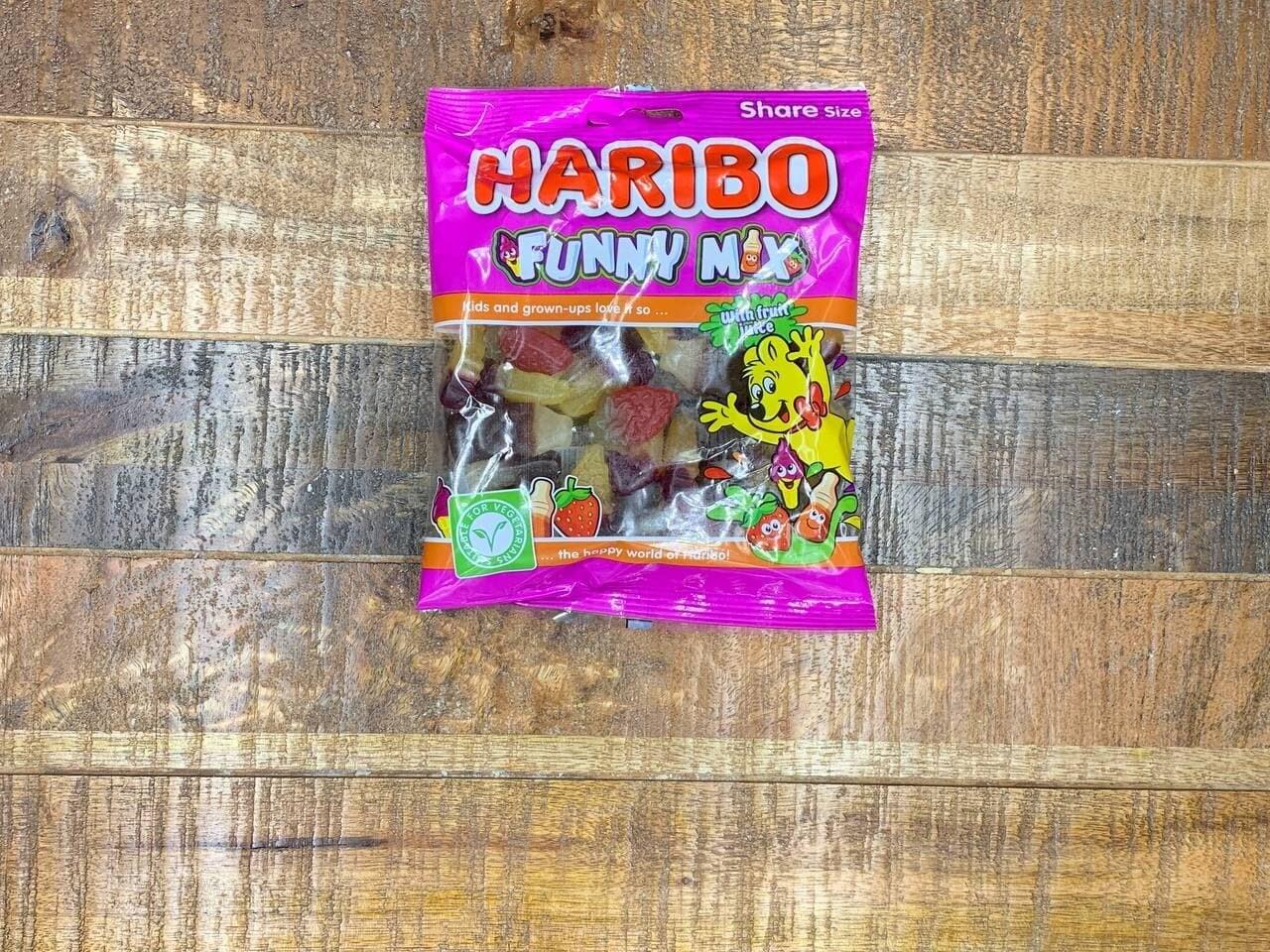 Haribo Funny Mix 160g