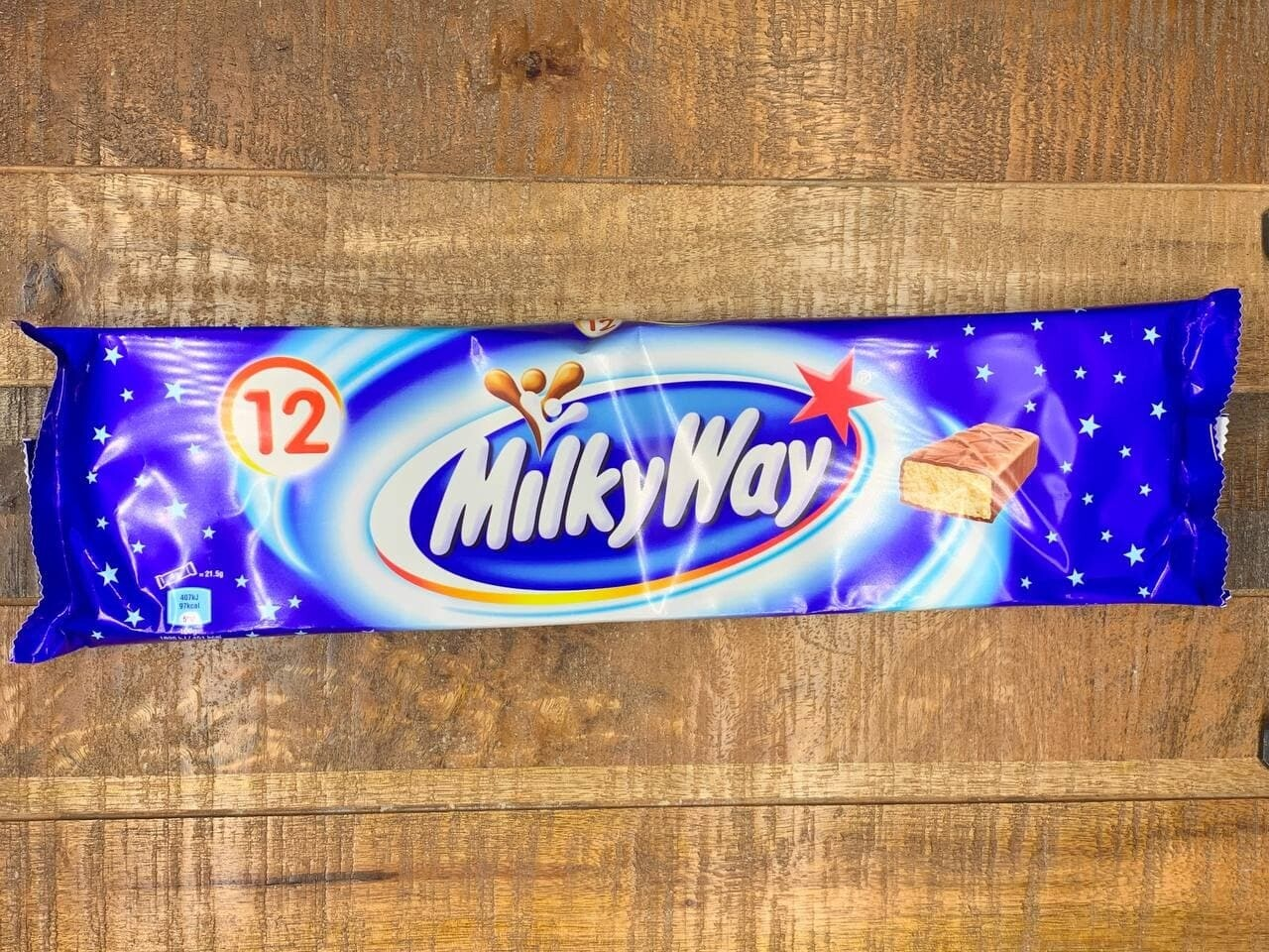 MilkyWay 12 x 21.5g
