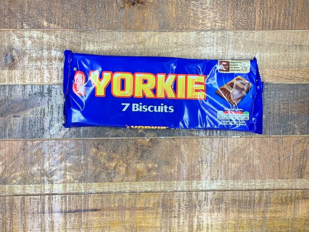 Yorkie 7 Pack 7x24.5g