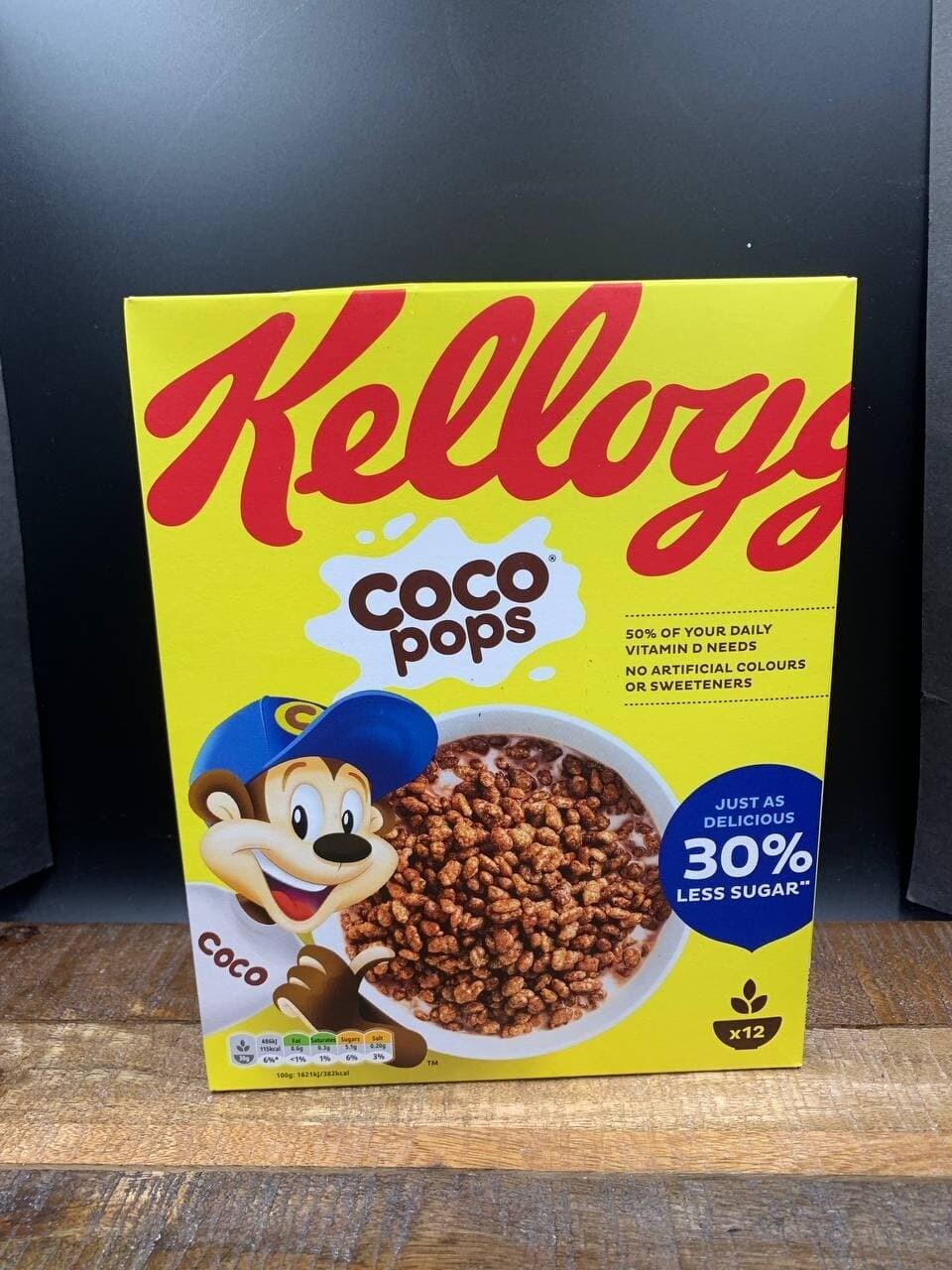 Kellogs Coco Pops 375g Box