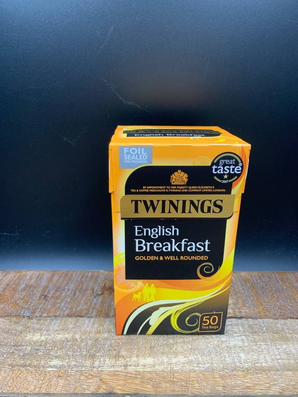 Twinings English Breakfast Golden &  Well Rounded