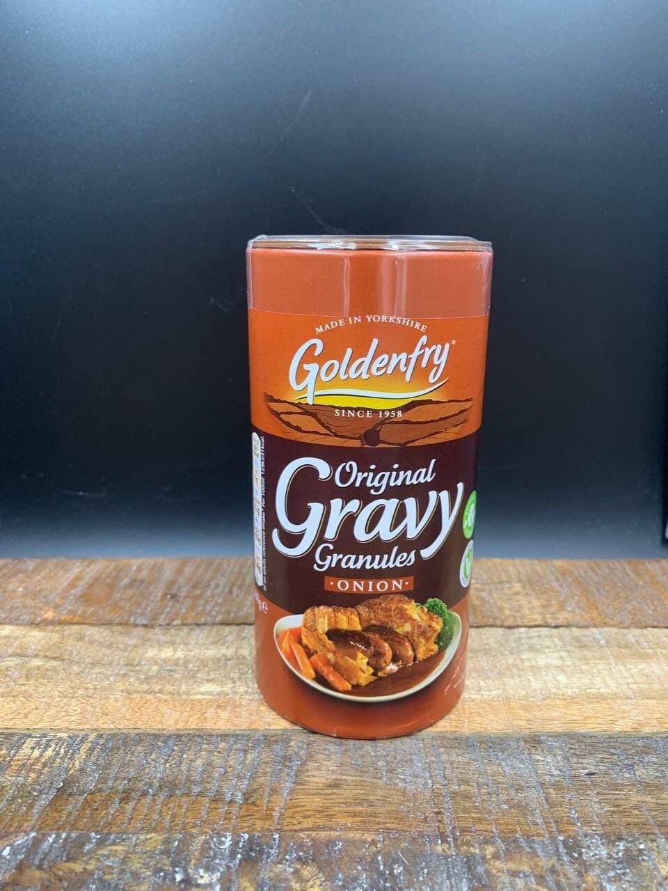 Goldenfry Original Gravy Granules Onion 300g