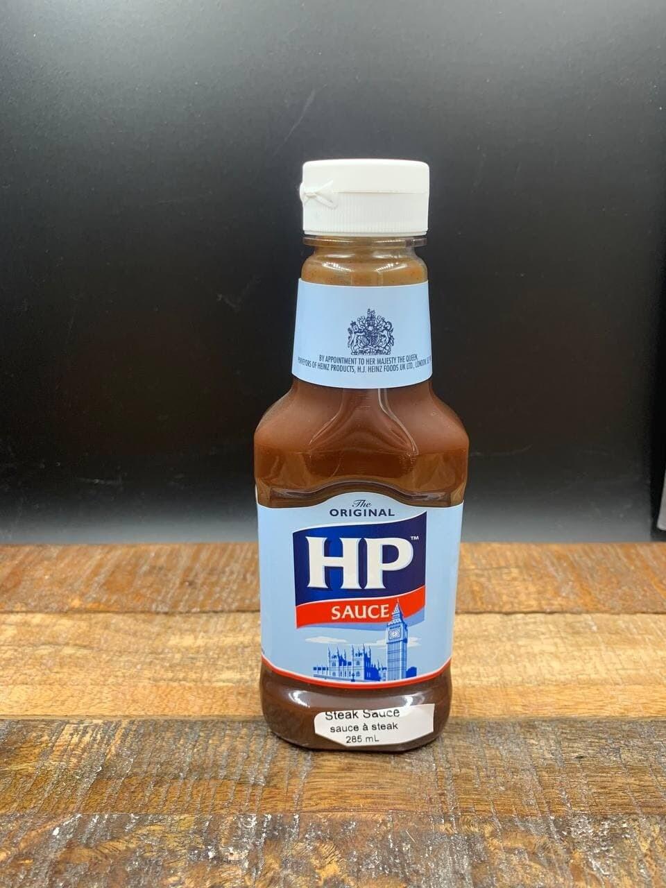 HP Sauce Original Squeezy Bottle 285g