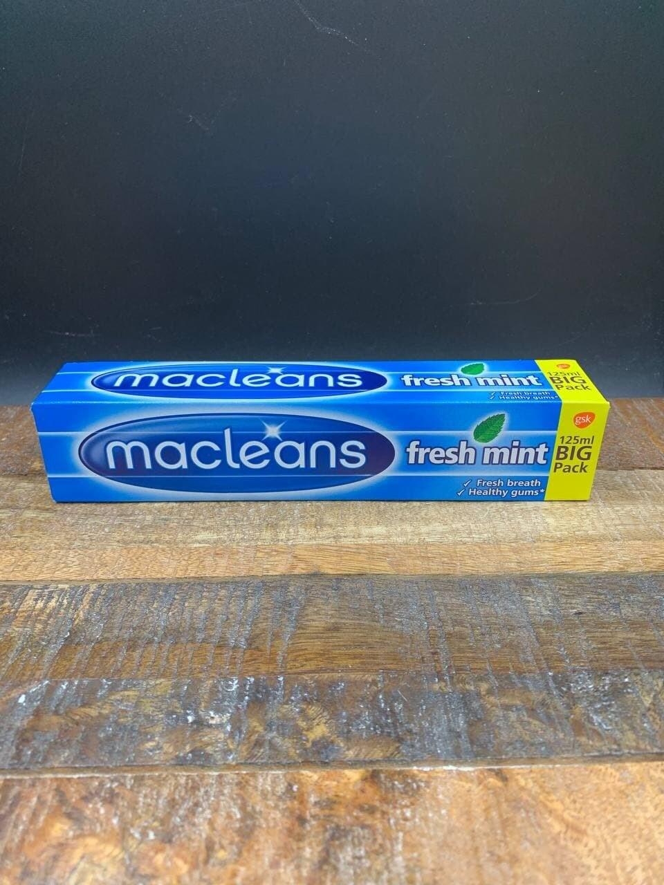 Macleans Fresh Mint 125ml