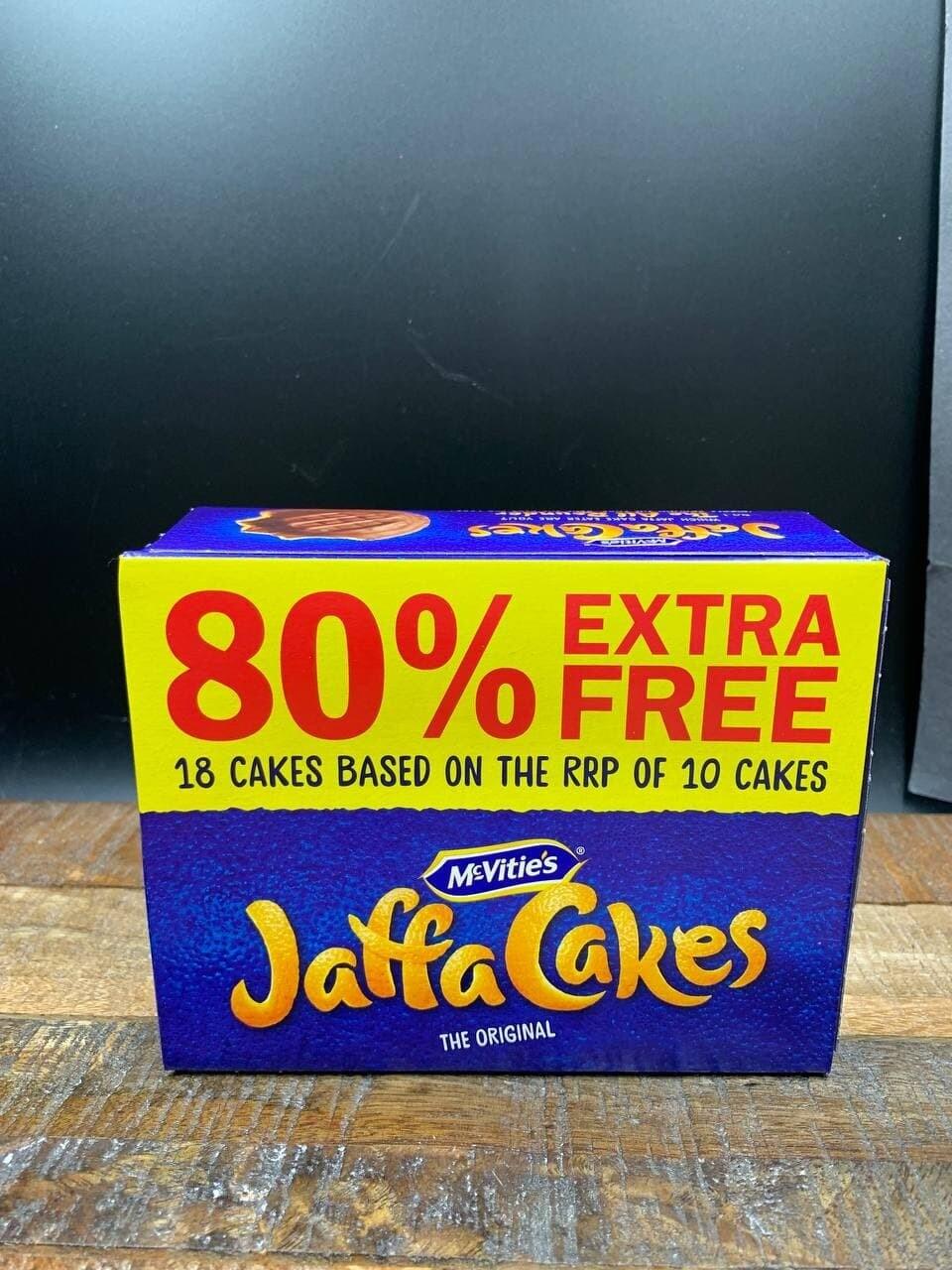 McVities Jaffa Cakes 220g