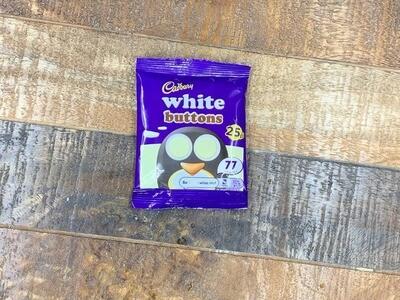 Cadbury Dairy Milk White Buttons 14.4g