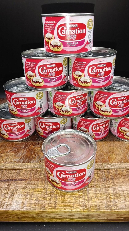 Nestle Carnation Extra Thick Cream 170g