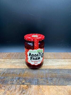 Abbey Farm Strawberry Jam 340g