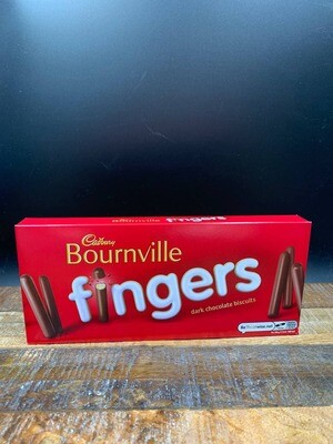 Cadbury Bournville fingers 114g