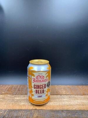 Old Jamaica Ginger Beer Light 330ml