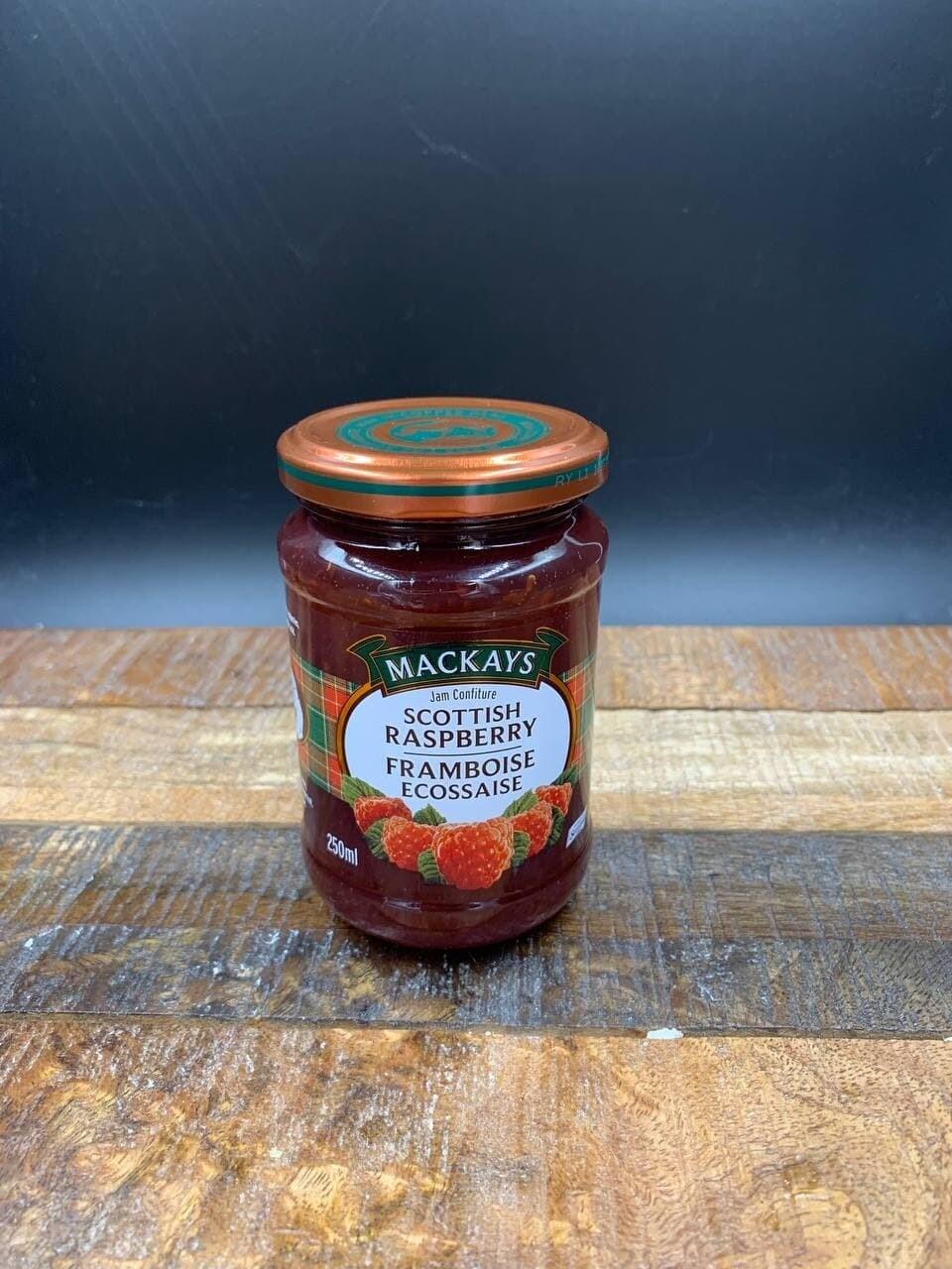 Mackays Scottish Raspberry 250ml
