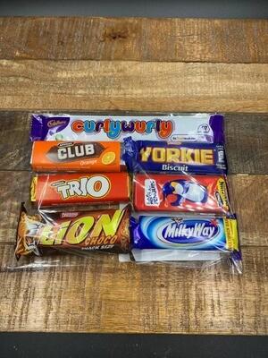 British Variety Pack